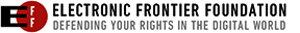 logo Electronic Frontier Foundation