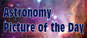 Astronomy Picture of the Day Logo