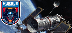 Hubble Space Telescope Logo