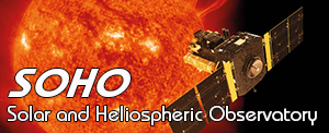 SOHO Space Telescope Logo