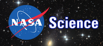NASA science logo