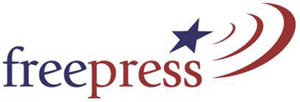 free press .net logo